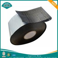 Wholesale High tack high temperature woven polypropylene adhesive tape similar Polyken brand from china suppliers
