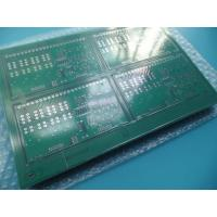 Wholesale 4 Layer electronic circuit board , 13um thick fr -4 pcb Lead Free HASL from china suppliers