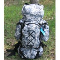Wholesale Ocean Camouflage Military Tactical Bags / Backpacks Climb Ruck Sacks from china suppliers