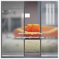 Buy cheap movable glass wall, glass divider supplier from wholesalers