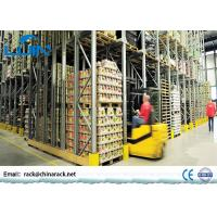 Quality Pallet Industrial Storage Rack System Corrosion Resistance SS400 Steel for sale