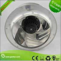 Wholesale 355mm EC Centrifugal Fans with Backward Curved Impeller For Fresh Air System from china suppliers