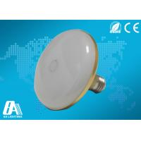 Buy cheap SMD2835 UFO Shape E27 Light Bulb 12W Gold Plastic And Aluminum Material from wholesalers
