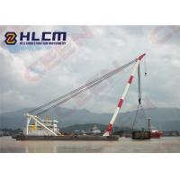 Wholesale WD350 180Ton / 300Ton Luffing Mast Crane or floating crane for heavy duty lifting from china suppliers
