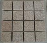 Wholesale Pink Rectangular Granite Paving Stone, angular pink granite pavers from china suppliers