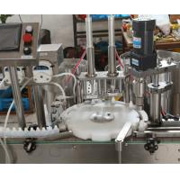 Wholesale PLC Control High Speed E Liquid Filling Capping Machine Bottling Feeding Equipment from china suppliers