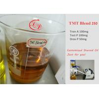 Wholesale TMT Ripex Blend 250mg/ML Injectable Anabolic Steroids Liquid TMT Blend 375mg/ML from china suppliers