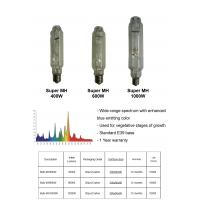 Factory wholesale price commercial / residential horticulture enhanced spectrum 400w 600w 1000w metal halide replacement lamp