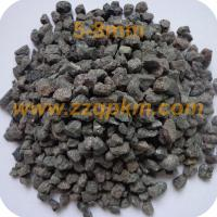 Wholesale Brown Fused Alumina Refractory Grade 5 - 8 mm from china suppliers