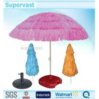 Wholesale Waterproof Beach Sun Umbrella , Pink Christmas Tree Snow Umbrellas For Beach from china suppliers