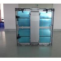Quality 3D P4.81 SMD LED Display 7500cd / m2 , HD Flexible LED Video Display 500 x 500mm Cabinet Size for sale