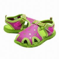 Wholesale Children's sandals with multispendex upper and TPR outsole from china suppliers