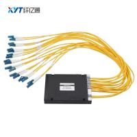Wholesale ABS Box Single Fiber 8 Channel MUX DEMUX DWDM C Band C21-C28 For Bandwidth Networking from china suppliers