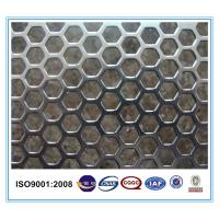 Quality perforated metal aluminum mesh speaker grille for sale