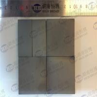 Wholesale Black Color Bullet Proof Ceramic Hexagon Tile , Silicon Carbide Armor Tiles from china suppliers