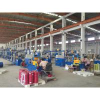 Wholesale DC 3 phase Annealing Type PVC Extrusion Machine Extrude BV Building Wire from china suppliers