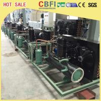 Wholesale Easy Operation Low Temperature Chiller / Air Cooled Chiller For Ice Making Machine from china suppliers