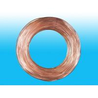 Wholesale Double Wall Steel Strip Air Conditioning Copper Tubing 4.76 * 0.5 mm from china suppliers