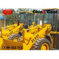 Wholesale ZL-920 Mini Wheel Loader  Road Construction Machinery with 2 Tons from china suppliers