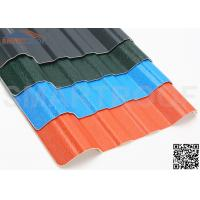 Wholesale Corrugated Roofing ASA Plastic Sheet Embossed With Anti Aging Layer from china suppliers