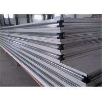 Quality Cleaning Room Ceiling And Wall Panel Color Coated Steel  With PU Core And High Quality  Coating for sale