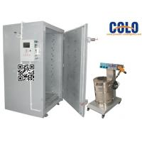 Wholesale 3 Phase Electrical Powder Coating Oven 415V With Trolley Inside , One Door from china suppliers