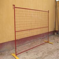 Wholesale High quality used temporary fence for Canada from china suppliers