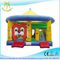 Wholesale Hansel Fun Zone Manufacturer Inflatable Sport Inflatable Game Zone Football Field from china suppliers