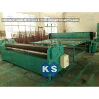 Wholesale High-Speed Gabion Production Line Netting Sheet Cutting Machinery from china suppliers