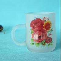 Wholesale 275ml Hot sale glassware cups  glass drinkware cups from china suppliers