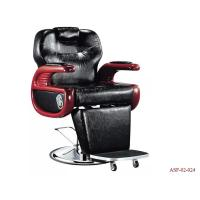 Wholesale ASF-02-024 Wholesales Red Color Armrest Barber Chair for Man ,Top Quality Salon Styling from china suppliers