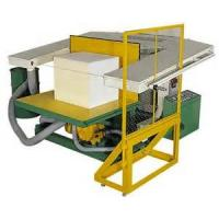 Wholesale High Accuracy Sponge Contour Cutting Machine With Manual Operation , 3.8kw from china suppliers