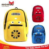 Wholesale Yellow / Red / Blue Kids Cartoon Backpack For Boys Lightweight Shockproof from china suppliers