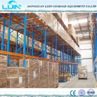 Wholesale CE Certified Heavy Duty Storage Racks Crossbeam Type Powder Coated Finishing from china suppliers