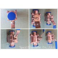 Wholesale ASME BPE TP316L Stainless Steel Sanitary Valves And Fittings High Purity from china suppliers