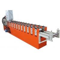 Wholesale Galvanized Steel Roller Shutter Door Roll Forming Machine With Corrugated Roof from china suppliers
