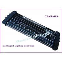 Buy cheap BNC Socket  Intellingent Stage Lighting Controller / DMX 384 Console from wholesalers