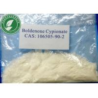 Wholesale Injectable Steroids Hormone 100mg/ml Boldenone Cypionate CAS106505-90-2 from china suppliers