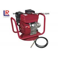 Wholesale 168F Engine Portable Gasoline Concrete Vibrator with 1 Cylinder 4 Stroke Forced Air Cooling from china suppliers