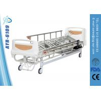 Wholesale Hospital Electric Turning Bed , Five Functions Disabled Patient Care Bed from china suppliers