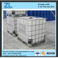 Wholesale Formic acid, reagent grade, ≥95% from china suppliers