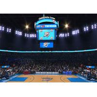 Wholesale Basketball Scoreboard Video Cube Screen P3 3mm , 3D LED Display from china suppliers