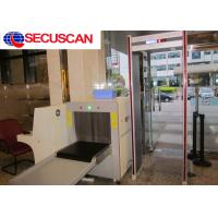 Wholesale Backscatter X Ray Baggage Scanner Machine Safe In Military Installations from china suppliers