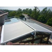Quality aluminum full cassette roof conservatory awnings for sale