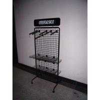 Wholesale Metal Tier Peg Hook Wire Display Stands / Shop Store Display Stand from china suppliers