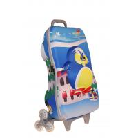 Wholesale Funny Rolling Kids Hard Case Luggage For School / Travel / Trip NHL002 from china suppliers