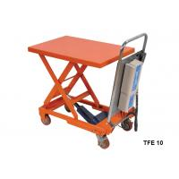 Wholesale Portable Electric Pallet Lift Table With Integral Lifting Pump Structure from china suppliers
