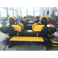 Wholesale Black Painting Tank Turning Rollers With 80 Ton Capacity , Coated With PU Wheels from china suppliers