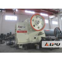 Wholesale Mining Jaw Crushing Machine Stone Crusher for Primary / Secondary Crushing from china suppliers