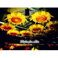 Wholesale Customized Hanging Decorative Inflatable Flower for Exhibition and Stage Decoration from china suppliers